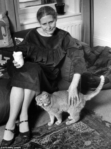 Doris Lessing / Foto: Jan Delden