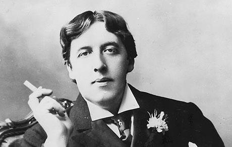 Óscar Wilde / Imagen tomada del sitio https://eltornilloquetefalta.files.wordpress.com