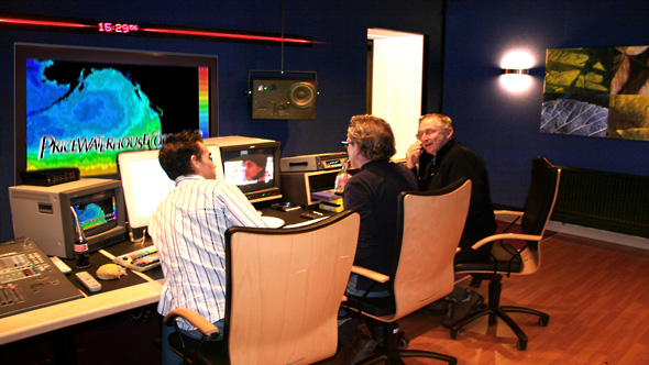 Video editing in FCP-1