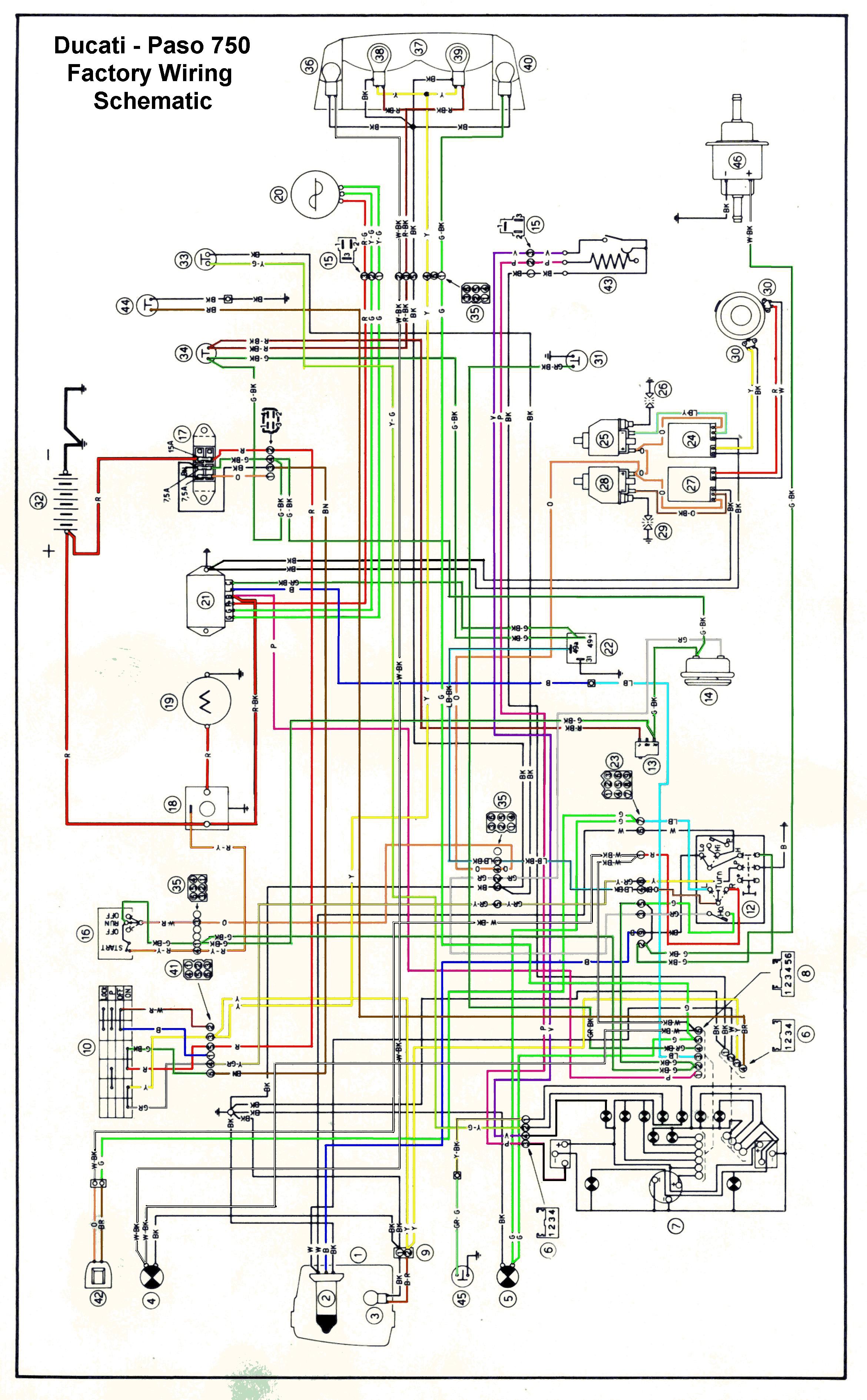 Yamaha R15 Wiring Diagram