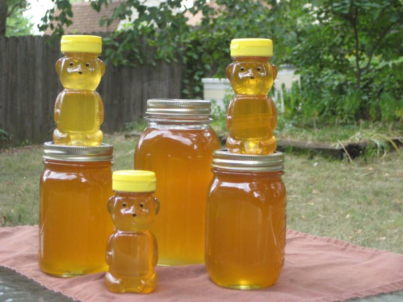 Des Moines Iowa honey for sale