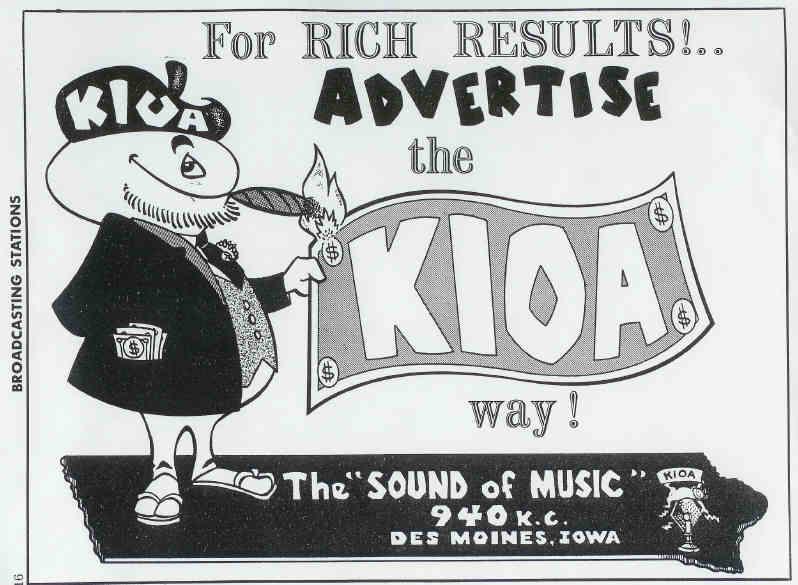 Publicité à l'ancienne