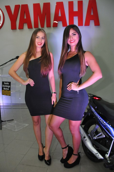 Aliette Marchi y Vanessa Caballero