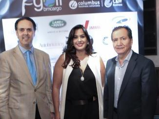 Ramsés Atallah, Alejandra Pérez y Luis Rojas.