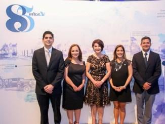 Fernando Arredodno, Virginia Arredondo, Marianela Arredondo, Marìa Fernanda Arredondo y Jesùs Arredondo
