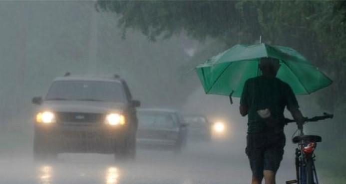 Aguaceros y tormentas eléctricas esta tarde por incidencia de vaguada