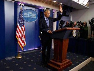 El presidente estadounidense anunció este jueves una serie de medidas contra Rusia por su presunta interferencia en la elección presidencial, incluyendo la expulsión de 35 agentes y el cierre de instalaciones rusas en el país.
