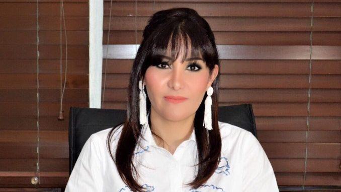 La directora del SRSM Dra. Mirna Font-Frías