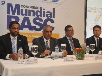 DIRECTIVOS DEL BASC ANUNCIAN RD SEDE CONGRESO MUNDIAL
