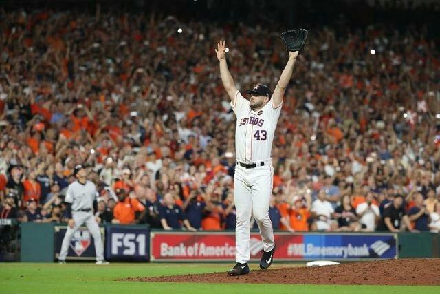 ¡Los reyes de la Liga Americana: Astros de Houston!