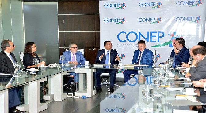 Resultado de imagen para Educación y CONEP fortalecen alianza para mejorar la calidad del sistema educativo