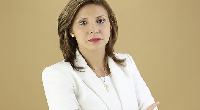 La fiscal Rosalba Ramos Castillo