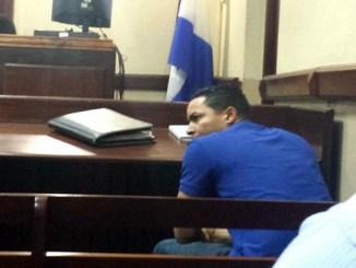 Martín Batista Ogando deberá cumplir un año en la cárcel en el kilómetro 15, en Azua, como medida de coerción.