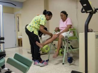 La Asociación Dominicana de Rehabilitación recibe RD$774 millones.