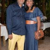 Franklyn Rodriguez y Estefany de Rodriguez