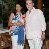 Isabel Leon y Carlos Arriaza