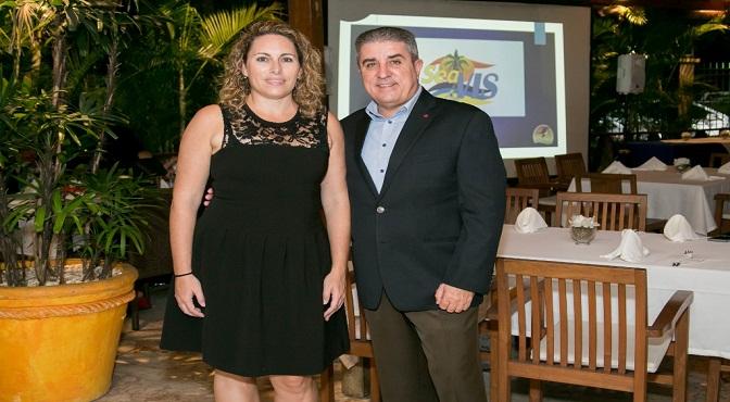 Ana Garcia Sotoca y Andres Fernández
