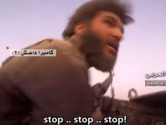 Un grupo de cinco militantes del Estado Islámico intentaban escapar de manos del Ejército Sirio, pero la muerte les llegó de la pero manera posible.