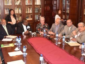 El diálogo se reanudó con la nueva dirigencia del CMD.