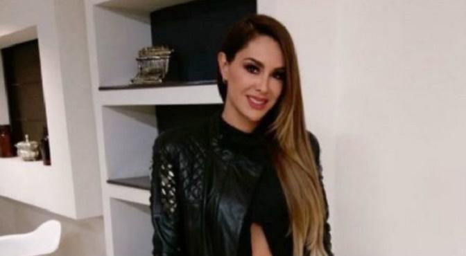Ninel Conde revela fotos desnuda para evitar ser extorsionada