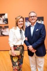Ivette Morales de Baittiner y Eugenio Baittiner