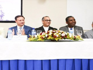 El procurador Jean Rodríguez exhortó a los diferentes sectores de La Vega sumarse a las labores de prevención de la violencia de género.