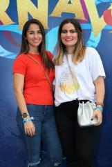 Chantal del Pino e Ines de Sanctis