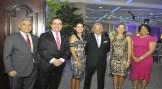 Ludy González, Jean Paul Quiroz, Patricia Vargas, Osiris Mota, Marjorie Valdez y Ana María Domínguez.