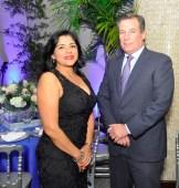 Yamilet Paramo y José González Del Rey.