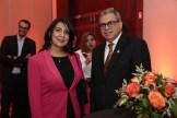 Cecilia Pérez y Pablo Santos