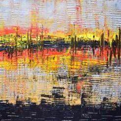 Obra del artista Michel Bizet.