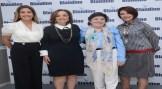 Marìa Fernanda Arredondo de Lòpez, Virginia Arredondo de Joa, Rosa Marìa Paliza y Marianela Arredondo.