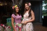 Rosanny Mateo y Evelyn Mena