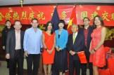 Wilson Ho, Boris Goico, Claudia Francheska de los Santos, Fu Xinrong, Su King Fung, Luis Gonzalez y Carolyn Guzman.