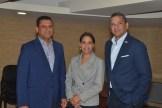 Jose Coronado, Fiona Almonte e Ignacio Glass.