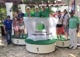 Ganadores Equipo Femenino