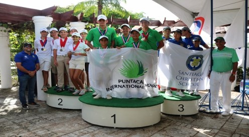 Ganadores primer Intercolegial de golf (1280x853)