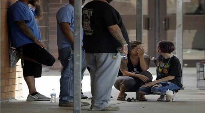 Nueva tragedia en una escuela de EEUU deja al menos 10 muertos en Texas