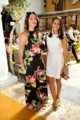 Lynn Betances y Paola Martí.