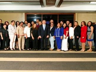 El procurador Jean Rodríguez dijo que el encuentro tuvo el propósito de asegurarse que los fiscales estén cumpliendo las 22 acciones establecidas en el Plan Nacional Contra la Violencia de Género, el cual busca reducir con acciones concretas la violencia de género y los feminicidios en el país.