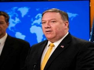 El secretario de Estado de EEUU, Mike Pompeo, intervendrá el lunes ante la Asamblea General de la OEA