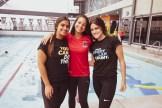 Valerie Jaquez, Sky Jaquez y Rosa Arencibia