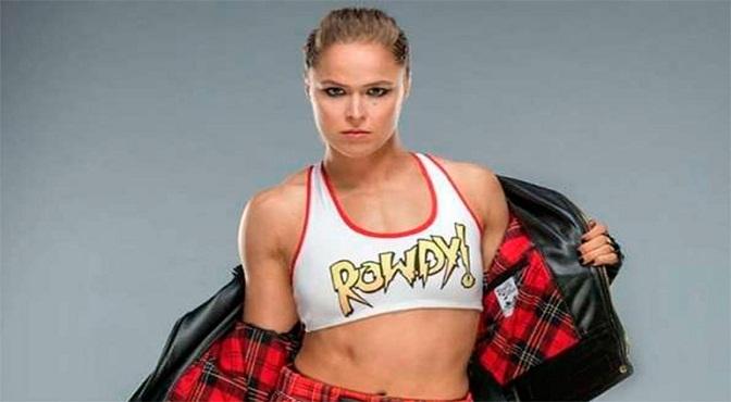 Fotos.- Hackers filtran fotos de Ronda Rousey ¡Competamente desnuda!