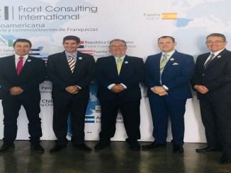 Luis Kise de Perú, Alfonso Riera de Venezuela, Jesús Capitán de España, Simón Planas de República Dominicana y Héctor Alcázar de México.