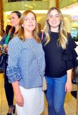 Soraya Carlson y Carla Carlson.