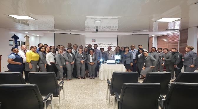 Tesorero Nacional valora aportes Portal de Transparencia  a República  Digital y Alianza Gobierno Abierto