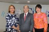 Luisa de Aquino, Manuel Gomez Achecar y Aspasia de Gomez