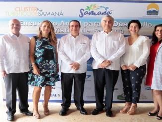 Jesús Durán, Encarna Piñero, Francisco Javier Garcia, Juan Bancalari, Mónika Infante y Dilcia Uceta.