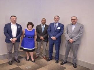 Joan Giacinti, Doina de Campos, Joel Santos, Juan Martin de Oliva, Luis Padilla