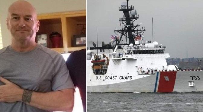 Arrestan a teniente de la Guardia Costera que planeaba un ataque terrorista masivo contra políticos y periodistas